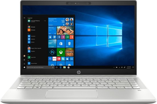 HP Pavilion 14-ce3716nd - Laptop - 14 Inch