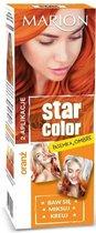 Marion Star Color - Oranje Highlights Haarverf 2x 35 ML - Semi-Permanent Haarkleur