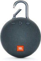 JBL Clip 3 Blauw - Draagbare Bluetooth Mini Speaker