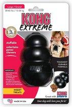 Kong Extreme - Hondenspeelgoed - Zwart - L