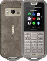 Nokia 800 Tough - Dual Sim - 4GB - Grijs