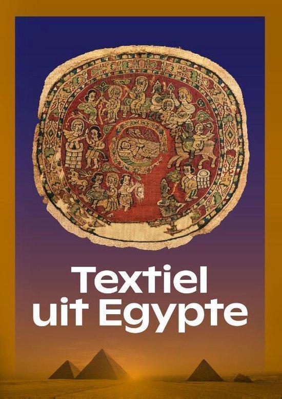 Textiel uit Egypte - Geralda Jurriaans-Helle |