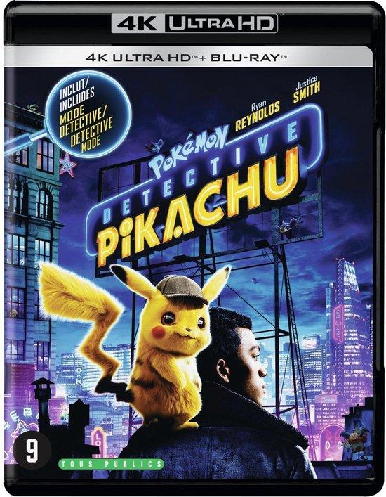 Pokémon Detective Pikachu (4K Ultra HD Blu-ray)