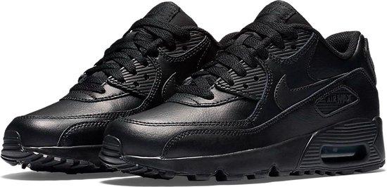 Unisex Sneakers Zwart Maat 36.5