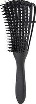 Antiklit Haarborstel   Detangling Brush   Hairbrush   Krullend Haar Verzorging   Stylingborstel   Magic Detangler Brush  