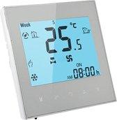 V-tac VT-5888 Wifi kamerthermostaat - vierkant - wit - 230V