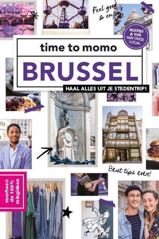 time to momo - time to momo Brussel - Jill Tersago pdf epub