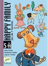Djeco - Kaartspel Happy Family - 5-99j