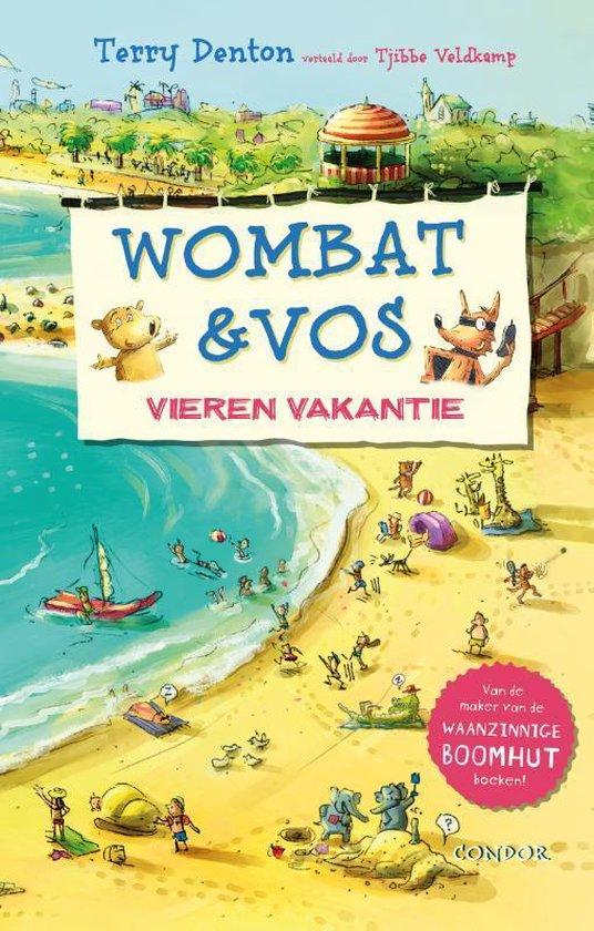 Wombat & Vos - Wombat & Vos vieren vakantie