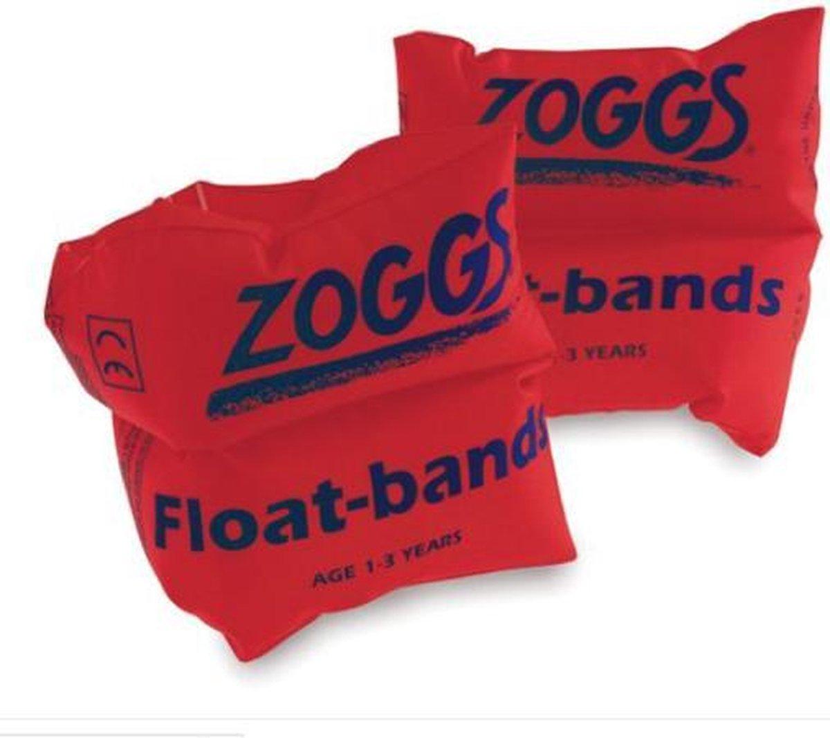 Zoggs - Zwembandjes Float-bands - Oranje - Maximum 12,5 kg - Maat 0/1 jaar