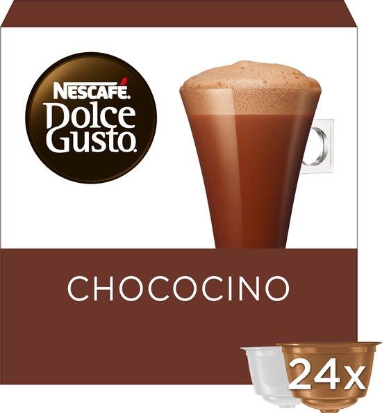 NESCAFÉ® Dolce Gusto® Chococino 3 doosjes a 16 capsules geschikt voor 24 koppen