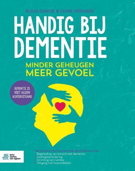 Boek cover Handig bij dementie van Ruud Dirkse (Paperback)