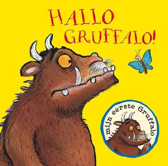 Mijn eerste Gruffalo - Hallo Gruffalo! - Julia Donaldson pdf epub