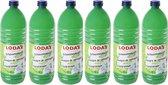 Loda Schoonmaakazijn - 6 x 1L - Voordeelverpakking