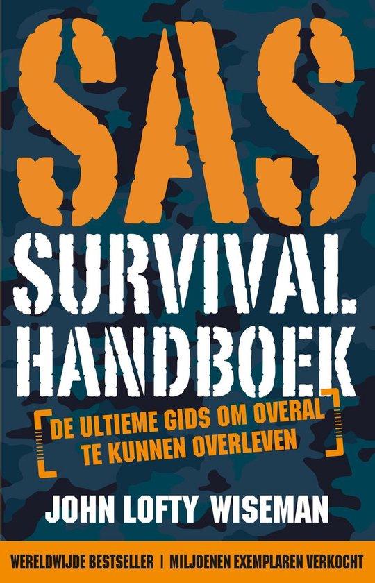 Boek cover Het SAS Survival handboek van John Wiseman (Paperback)
