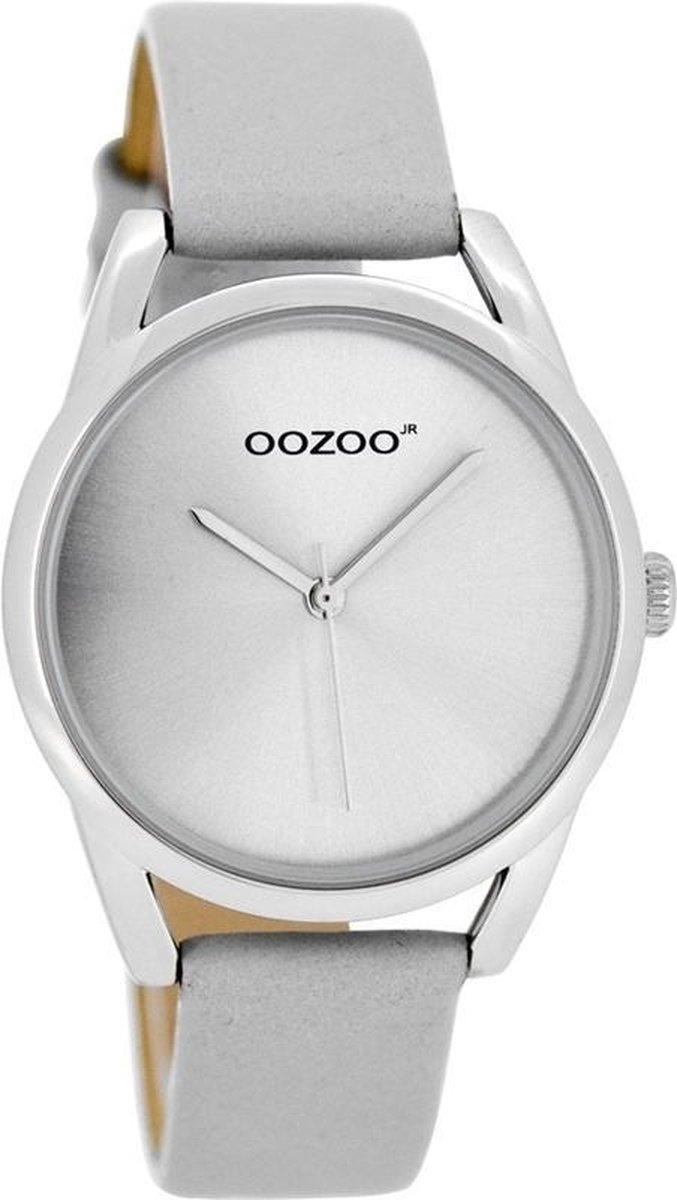 OOZOO Timepieces Grijs horloge JR290 (36 mm) - OOZOO
