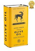 Terra Delyssa- Extra vierge Olijfolie koudgeperst 3 Liter Premium Kwaliteit AWARD WINNER Behoort tot de beste olijfolies ter wereld (Nieuwste Oogst 2019/2020)
