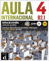Afbeelding van Aula Internacional 4 Libro del alumno + MP3 version original