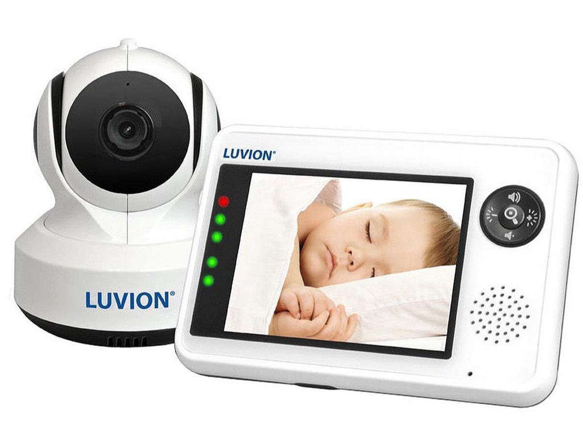 Luvion Essential - Babyfoon Met Camera
