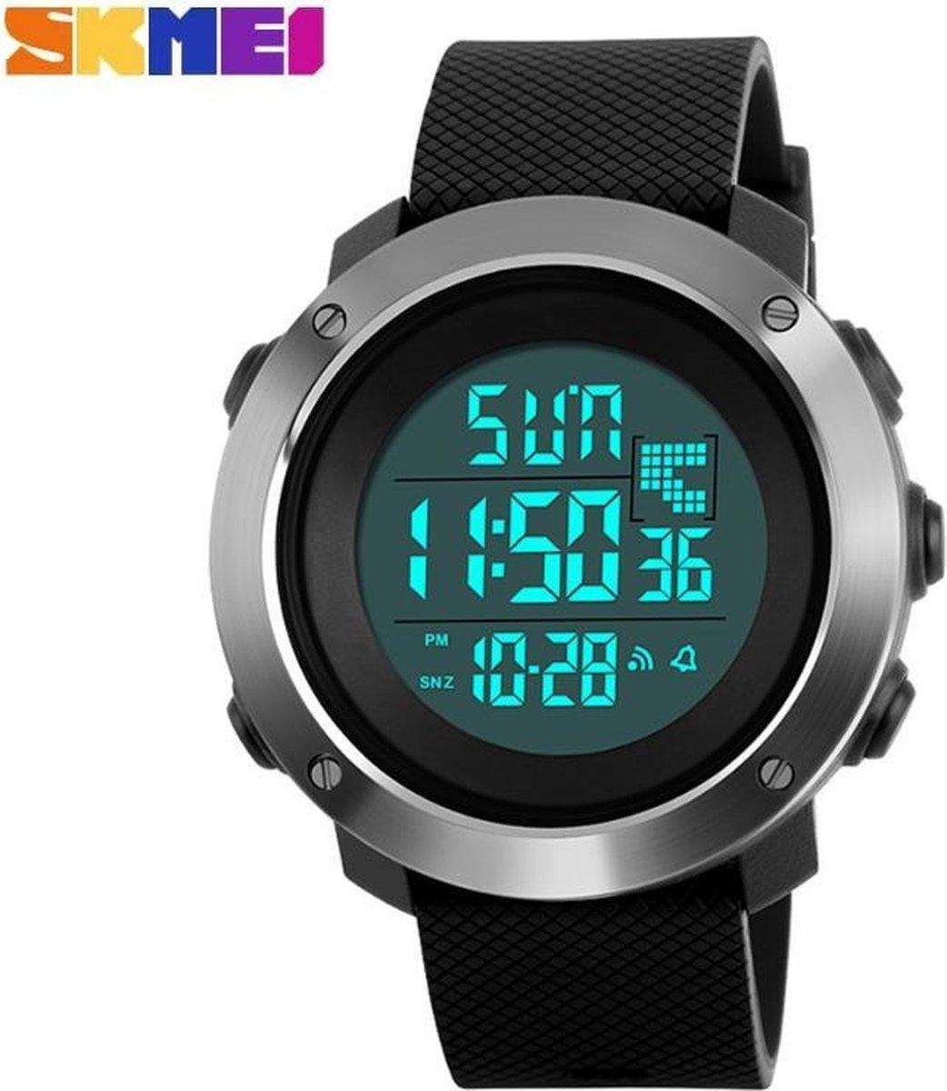 Sporthorloge – Dual Time – Countdown – Ø50mm