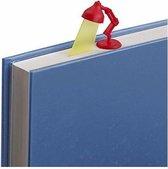 Boekenlegger Lamp - Rood