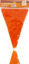 3BMT - Oranje vlaggenlijn - slinger vlaggetjes ora