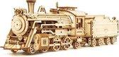 Modern 3D Wooden Puzzel Prime Steam Express MC501|Locomotief