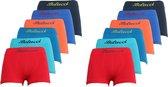 Belucci Underwear microfiber boxershorts mega multipack maat 122/140