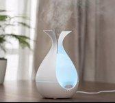 Aromatherapie Essentiele Olie geurverspreider - Office Led Super Ultrasone Mist- Luchtbevochtiger - Luchtverfrisser