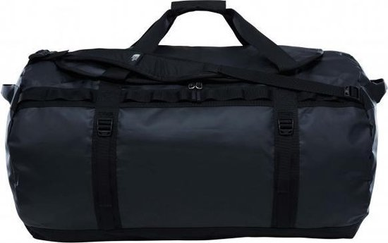 The North Face Base Camp Duffel Reistas XS - 33 L - TNF Black - vernieuwd model - The North Face