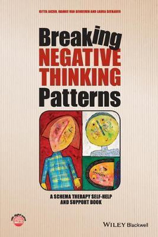 Boek cover Breaking Negative Thinking Patterns van Gitta Jacob (Paperback)