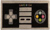 Game over deurmat cadeau doormat kado gamen Nintendo gamer