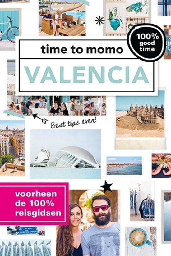 Cover van het boek '100% Valencia' van Marja Beerens