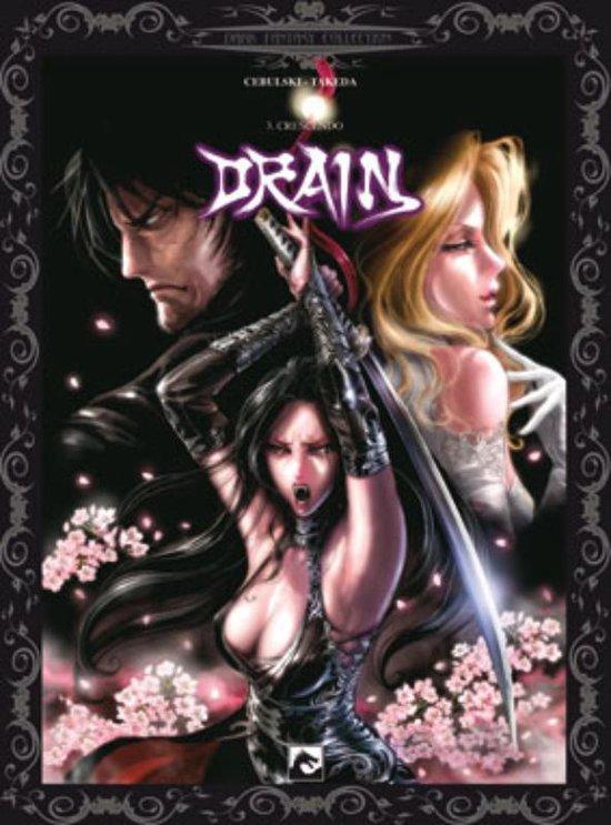 Cover van het boek 'Drain / Hc03. Crescendo 3/3'