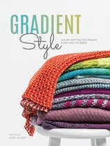 Boek cover Gradient Style van The Editors at Interweave