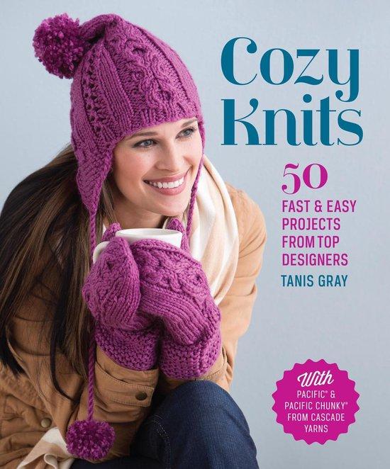 Boek cover Cozy Knits van Tanis Gray (Paperback)