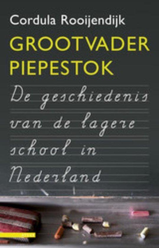 Grootvader Piepstok - Cordula Rooijendijk | Fthsonline.com