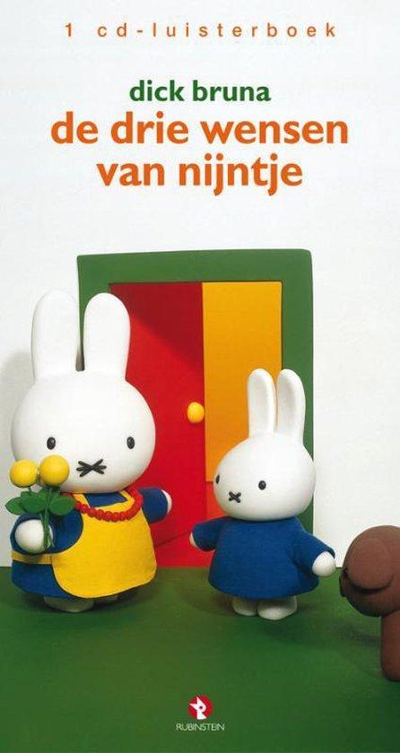De Drie Wensen Van Nijntje 1 Cd, Luisterboek - Dick Bruna |