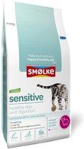 Smolke Kat Sensitive - Kattenvoer - 4 kg