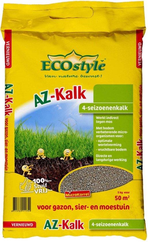 ECOstyle AZ-Kalk - 5 kg - kalk voor 50 m2