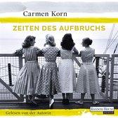 Boek cover Zeiten des Aufbruchs - van Carmen Korn