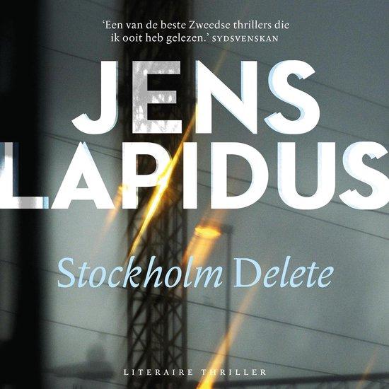 Teddy en Emelie 2 - Stockholm delete - Jens Lapidus |
