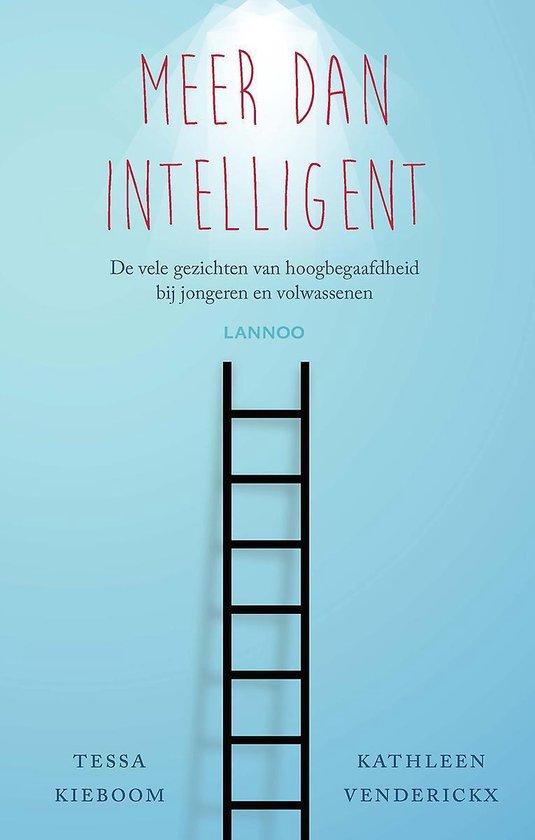 Boek cover Meer dan intelligent van Tessa Kieboom (Paperback)