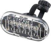 CatEye LD 155 - Fietskoplamp - LED - Batterij - Transparant