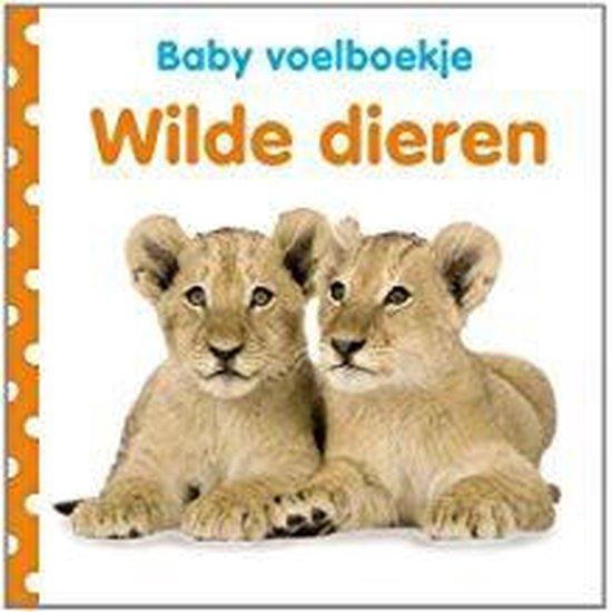 Baby voelboekje - Wilde dieren - Victoria Harvey |