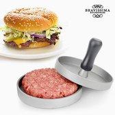 Afbeelding van Excellent Houseware Hamburgermaker aluminium