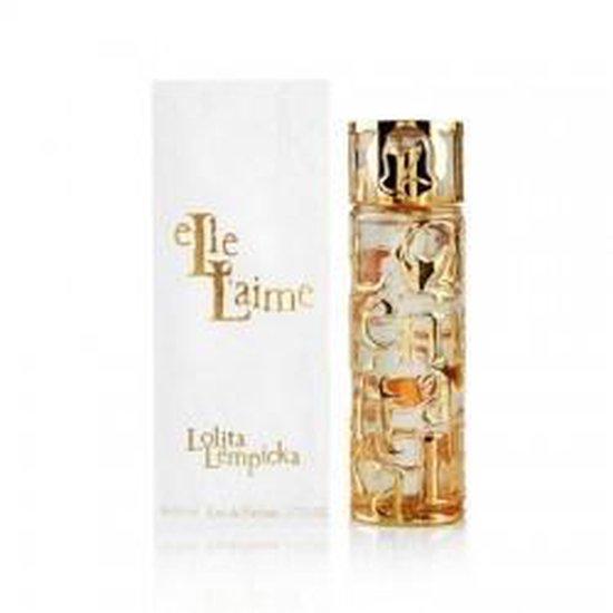 LOLITA LEMPICKA ELLE L'AIME - 80ML - Eau de parfum
