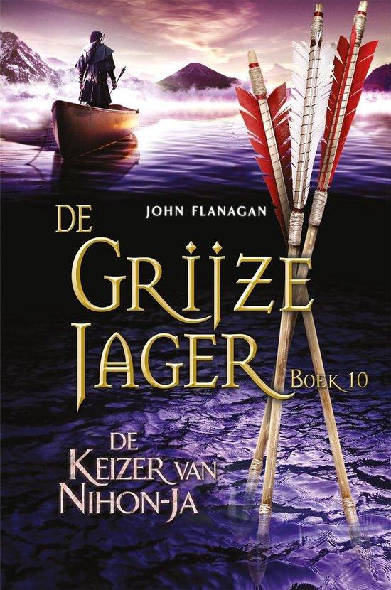 De Grijze Jager 10 - De keizer van Nihon-Ja - John Flanagan pdf epub