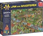 Jan van Haasteren Volkstuintjes puzzel - 1000 stukjes