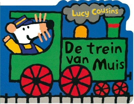 De trein van Muis - Lucy Cousins |